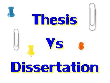 How to write results section in dissertation
